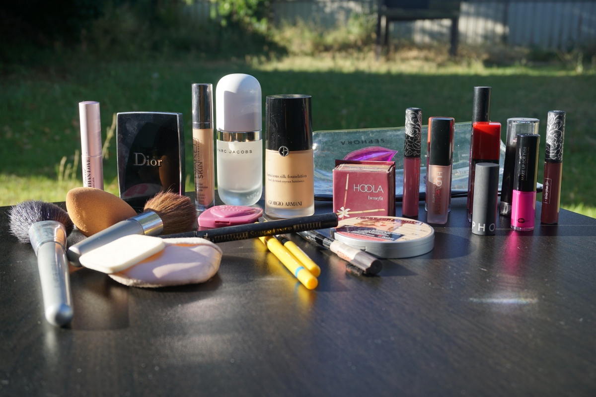 Travel Makeup Must Haves