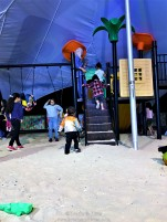 Play area at the canteen