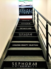 Way to Sephora University