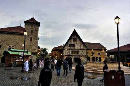 The French Village