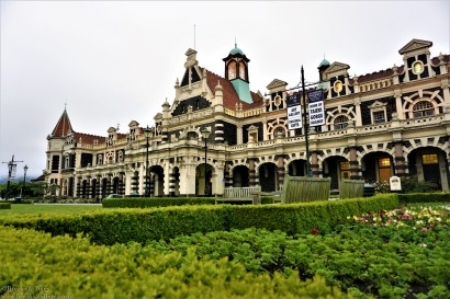 This is the Railway Station