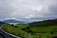 Otago peninsula's views