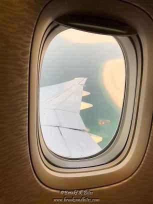 said Tata to UAE with this view