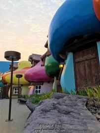 Smurfs Village at Motiongate - Dubai Parks & Resorts
